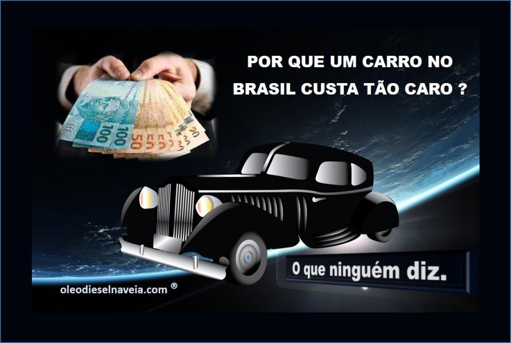 CUSTO DO CARRO NO BRASIL